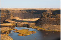 Channelled Scablands